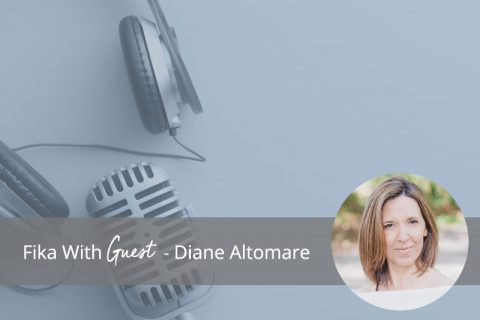 Header image for interview with Integrative Life Coach Diane Altomare