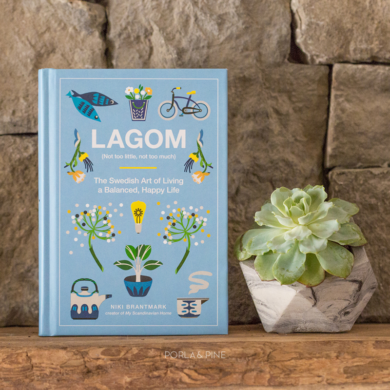 Book about the Swedish word lagom